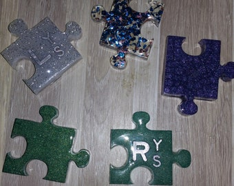 Puzzle Piece X-Ray Markers
