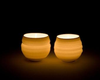 Lightball for tea light candles