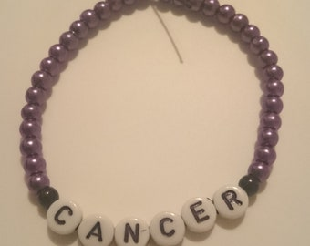 Cancer - Zodiac bracelet