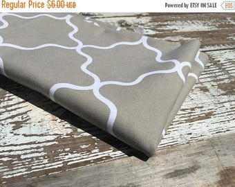 SALE- Retro Modern Fabric-Reclaimed Bed Linens