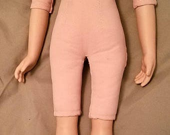 Handmade doll body, arms and legs to finish  SDL 2