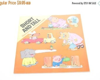 Short and Tall with Illustrations by Richard Scarry~ The Pink Room ~ 170214