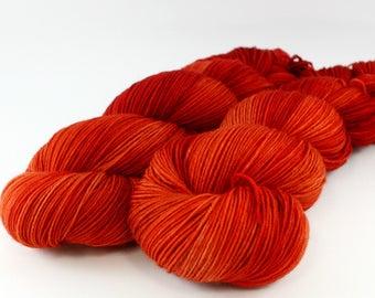 Blood Orange Beefcake Sock