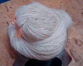 FOR C. Butler : Handspun lace/fingering yarn, 100% french angora