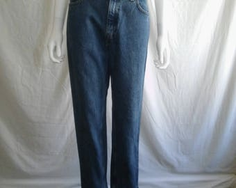 Womens Levis 550 Jeans - Relaxed Fit Tapered Leg  6 PET. M  90s Levis waist W 27