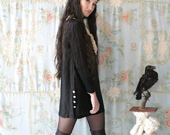 Tuesday Edwardian Top Blouse Dress XS