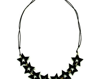 Horn String Necklace - Q12801