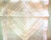 Vintage Lacey Linens