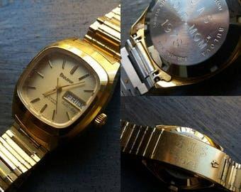 Vintage Bulova Atomomatic Automatic Men's watch