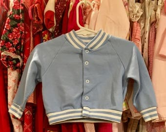 70s Baby Jacket 9/12 Months