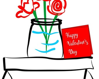 Roses to You  Valentine | Animated Download Valentine