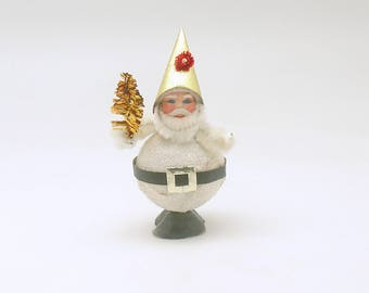 Vintage Christmas Ornament Gnome Tree Christmas Decoration