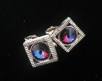 Clip On Earrings, Vintage Earrings, Vintage Clip On Earrings, Sarah Earrings, Sarah Coventry Earrings, Sarah Coventry