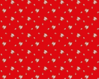 A Little Sweetness by Tasha Noel Vintage Red (C6515-Red)