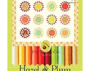 Hazel & Plum Collection JF50HP10 Aurifil