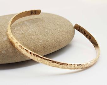 Flower Girl Gift, Gold Cuff, Gold Filigree Bracelet, Child's Bracelet, Wedding Jewelry