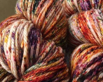 Cornucopia in Space: Hand Dyed Yarn for Knitters & Crocheters