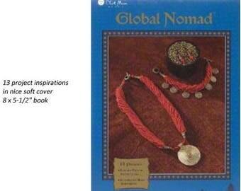 Blue Moon Beads Global Nomad Beading Idea Booklet
