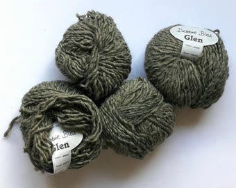 Destashing My Stash - Debbie Bliss Glen Yarn