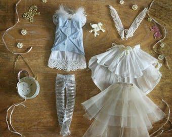 Jiajia Doll limited 5 pieces Star Moon love whole set fit momoko popovy misaki jenny fashion royalty unoa popovy kukuclara dorandoran