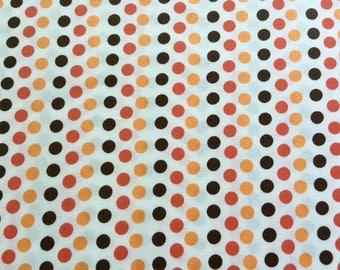Heather Ross Lightning Bugs Dot fabric