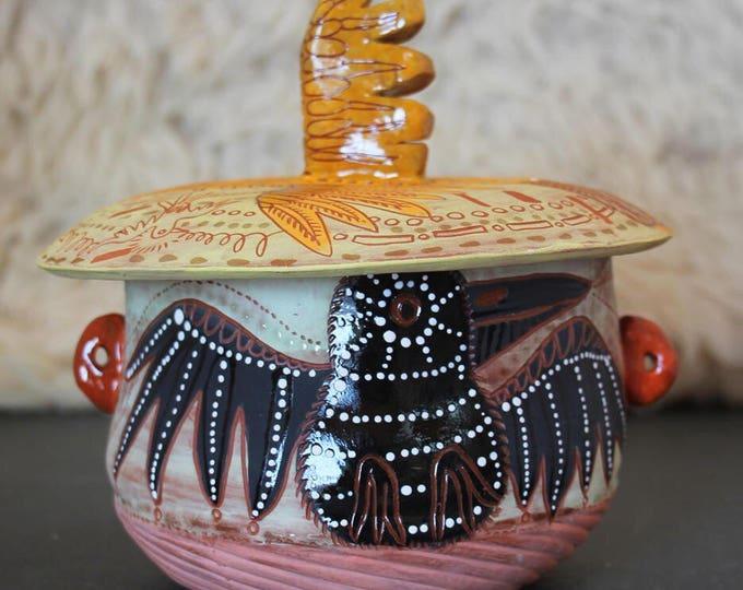 Bird Jar