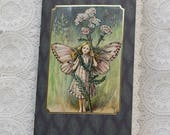 Fairy Traveler's Notebook Junk Journal with Pockets Insert