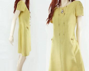 Mod Dress Etsy