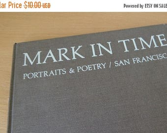 christmasinjuly MARK IN TIME..Portraits & Poetry/San Francisco..1971
