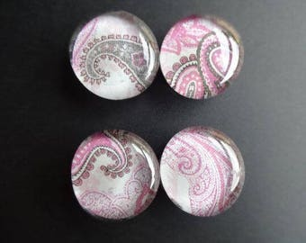 Calico Dome Magnets