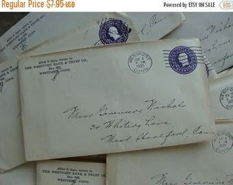 ON SALE Antique Sweet Sweet Love 1935 Letter
