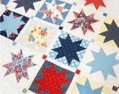 Hometown Quilt Pattern (paper)