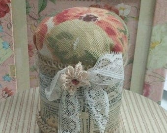super sale handmade pin cushion