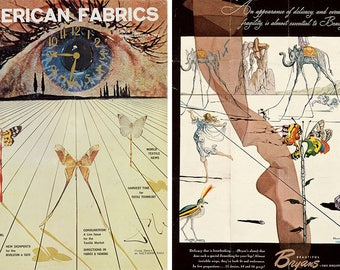 Thigh Highs, Garter Stockings,Vintage Hosiery, WWII Women's Stockings, Bryan's Hosiery, Salvador Dali,Size 10.5R, Dead Stock, Mens Stockings