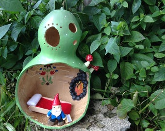 Gnome In A Home