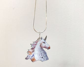 unicorn pendant-fierce-fantasy-mythical-pastel - australia