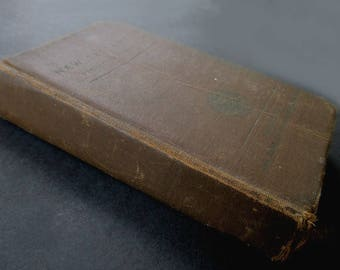 US Army Pocket Bible * New Testament * Protestant Version * WWll * 1941