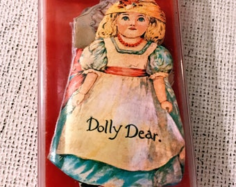 Doll Books For Girls and Boys-miniature books-collectors