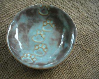 Dog Bowl - Pet Lovers Bowl - Cat Dish - Pet Bowl - Pet Dish - Dog Dish - Cat Bowl