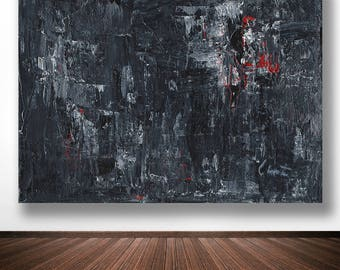 "Abstract Painting. ""Sistrunk"""