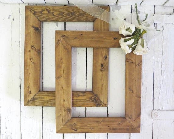 like this item - Natural Wood Picture Frames