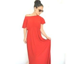 Boho dress, 'Cinderella' Boho maxi dress, Oversized maxi dress, Plus size boho dress, Floor length boho dress, Long evening dress