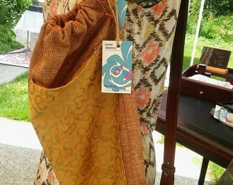 Eco Freindly & Sustainable living Yoga Mat Tote Bag