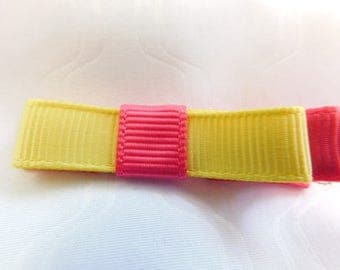Grosgrain Ribbon Boutique Hair Bow