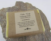 Cotton Candy Handcrafted Soap, handmade luxury artisan soap mother's day present unique fragrance bath product unisex fragrance moisturizing