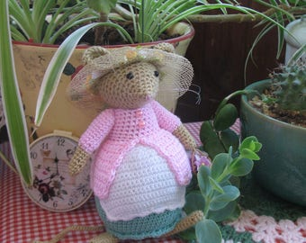 Inspired by the enchanting stories of Brambly Hedge...