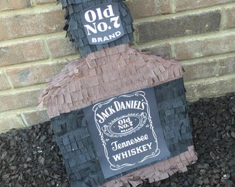 Jack Daniels Pinata