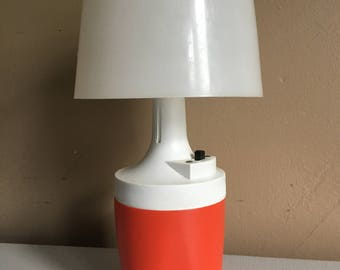 Very Cool Mid Century Modern Camping Lamp