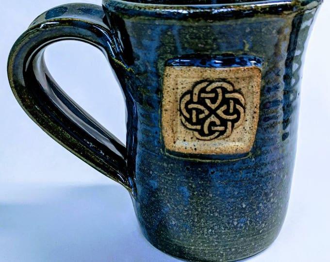 Celtic Knot Mug, coffee mug, tea cup, Irish mug