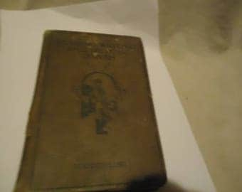 Antique Reading Writing and Speaking Spanish Hardback Book by M.C. Dowling, collectable